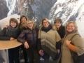 32 Laura Sacchetti con Vanda Giampaoli, l'AD, e le rappresentanti dello ZC Roma Parioli 3