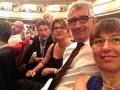 Simonetta, claudio, Carlo e Fernanda alla Komische Oper