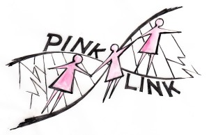 LOGO Progetto Zonta PINK LINK