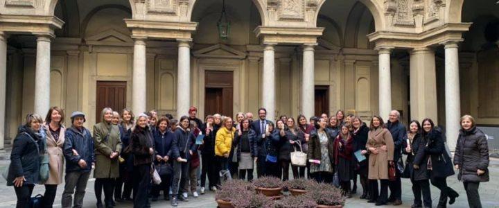 20 febbraio 2020: Consegna delle doti a Palazzo Marino